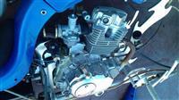Motor harli