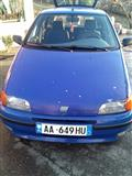Fiat Punto 1.2 benzin+Gaz