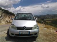 Mercedes benz vaneo 1.7 cdi viti 2002