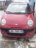Daewoo Matiz benzin