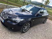 BMW 520 benzin+gaz
