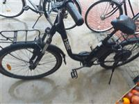 Shitet biciklet me bateri