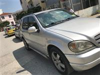 Okazion Shitet benz ml 320 benzin+gaz