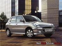 Daihatsu Sirion 1.3 benzin automat 4x4