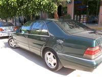 Mercedes S 300 dizel -98