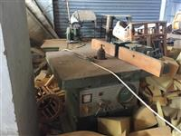 Makineri per perpunimin e drurit
