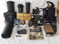 D5500 DSLR Nikon