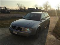 Audi a6 e 2002 2.5 nafte