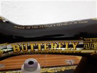 "makin qepese ""Buterfly"""