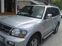 Mitsubishi Pajero DID320 Krom Paket