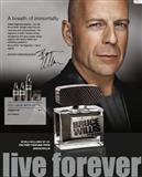 Parfume Origjinal  Gjerman Bruce Willis  Firma LR