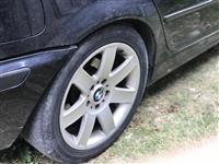 Shes BMW320d naft
