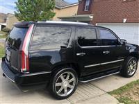 2007 Cadillac Escalade SUV  Limited