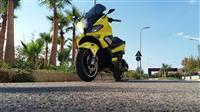 Gilera Nexus 500cc Nderrim i Mundeshem