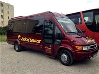Mini bus Iveco (Setra)