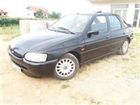 Ford Escort pa letra