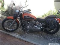 Yamaha drag star 650 -99