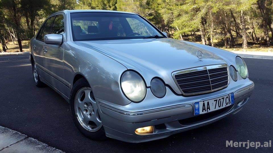 Njoftimi mercedes benz e 320 cdi okazion for Mercedes benz in vance al