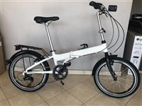 "Biciklete me palosje alumini 20"""