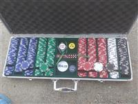 Valixhe pokeri 500 cipsa
