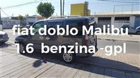FIAT DOBLO MALIBU  benzine +gaz