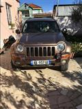 Jeep Cheeroke 2001 Benzine-Gaz 3.7L