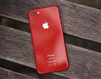 iphone  8 red  i ri ne kuti
