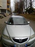 Mundesi nderrimi gaz dhe shitet Mazda 6 nafte