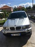 BMW X5 benzin+gaz
