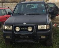 OpelFrontera2000vit16Vdefekt motor=1111€