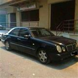 Mercedes E230 Kompressor Benzine/Gas