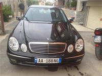 Mercedes E220 CDI Diezel -03