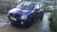 Opel Agila benzin -01