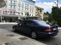 Shitet S430 Benzin Gas Lungo Presindecial