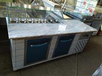 Banko frigo per pizza - banak per Piceri