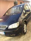 Opel Zafira 1.8 benzine gaz
