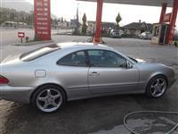 Mercedes Benc CLK230 kompressor benzin gaz