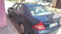 Mercedes 200 benzin gas