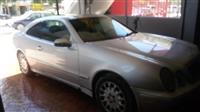 Mercedes clk 320 benzin-gaz