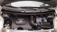 Toyota Yaris 1.4-90 D