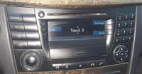 MERCEDES BENZ OEM W211 RADIO CONTROL UNIT AUDIO CD