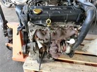 Motor per Opel Meriva (nafte) pjes- pjes & koplet