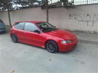 Honda civic 1.5 me gaz