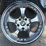 4 Disqe e goma BMW. S5.  18 INCH. MADE IN ITALY