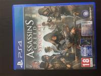 Assassin's creed syndicate PS4 25 mij