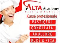 Kurs PASTICERIE Professional - ALTA Academy