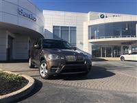 BMW X5  3.5 x drive Nafte
