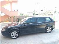Audi A4 avant benzin gaz