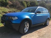 BMW X3 Benzine/Gaz Viti 2004