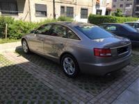 Audi A6 benzin+gaz automat